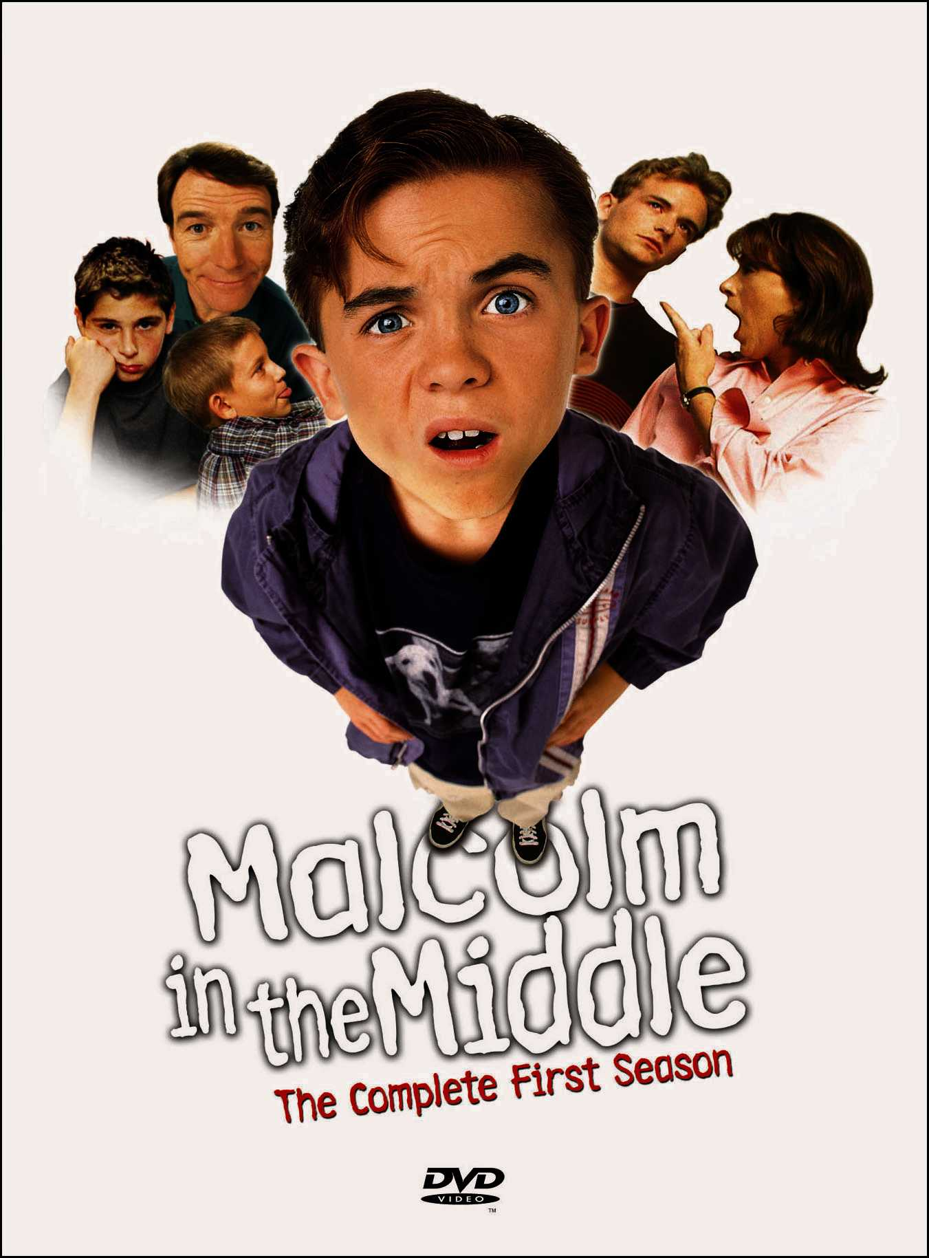 MALCOLM IN THE MIDDLE BY MALCOLM IN THE MIDDL (DVD)