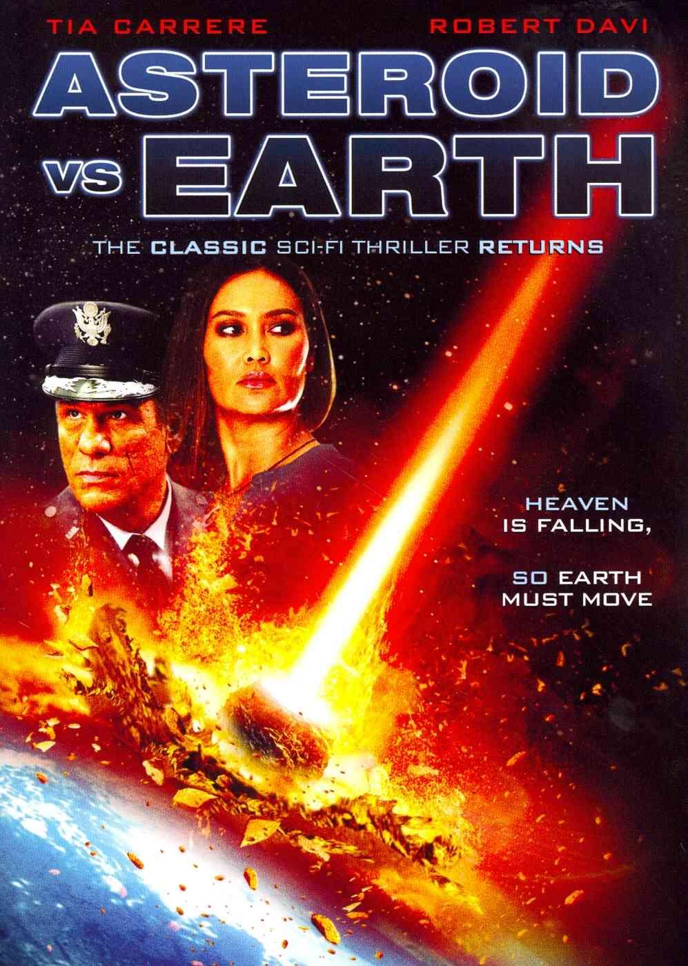ASTEROID VS EARTH (DVD)