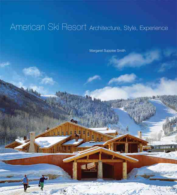 American Ski Resort By Smith, Margaret Supplee